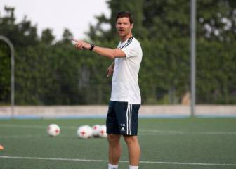 Xabi Alonso offered role at Real Sociedad with view to becoming manager