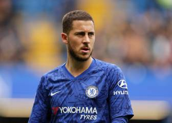 Hazard considering transfer request to secure Madrid move