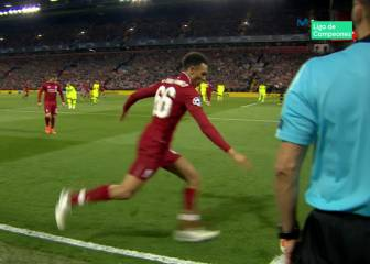 Quick-thinking ballboy plays a hand in Origi winner