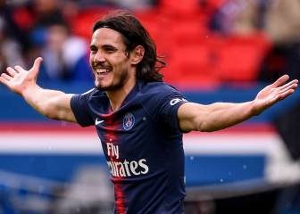 Cavani and Benzema could have formed lethal attraction
