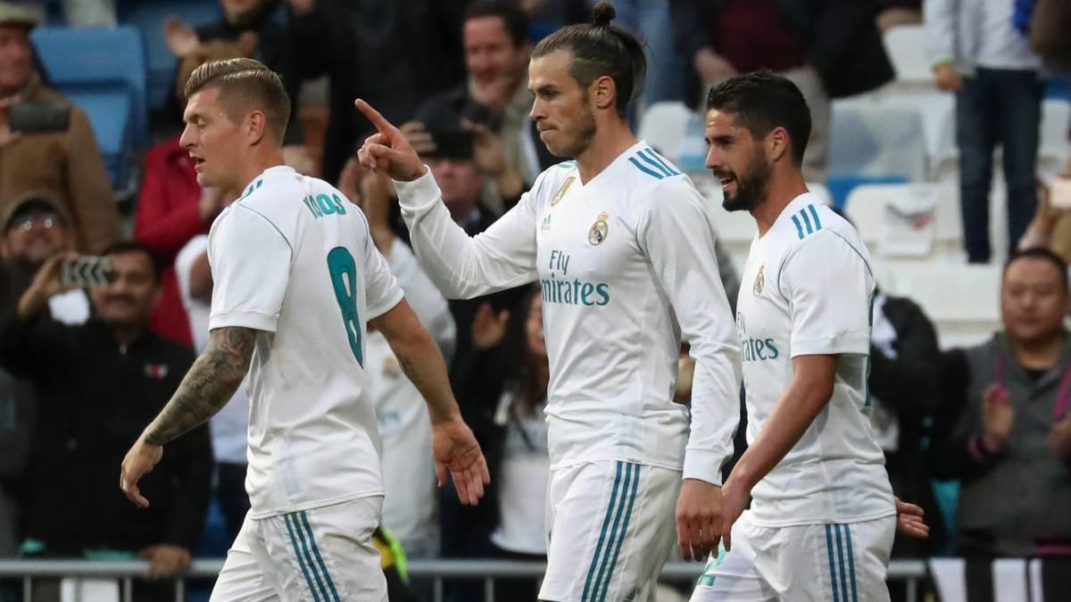 'Le Parisien': el PSG daría 210M€ al Madrid por Isco, Bale y Kroos