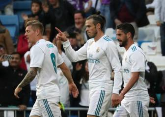 'Le Parisien': PSG set to make €210M bid for Isco, Bale & Kroos