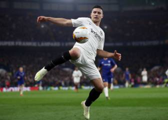 Real Madrid to tie up Luka Jovic deal next week