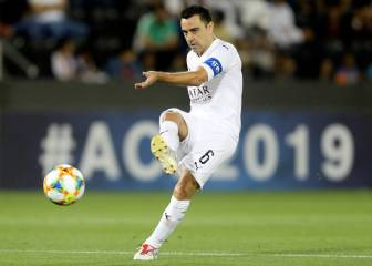 Xavi descarta regresar al Barcelona antes del 2021