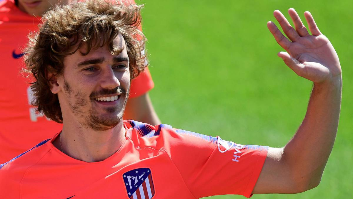 PSG won't move for Griezmann - Radio Montecarlo