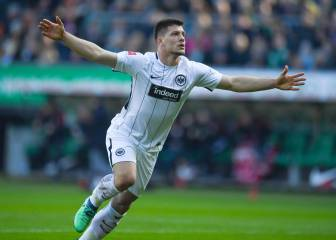 Sky Sports: Jovic signs with Real Madrid on five year deal