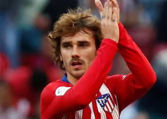 PSG and Man City rule out Griezmann signing attempts