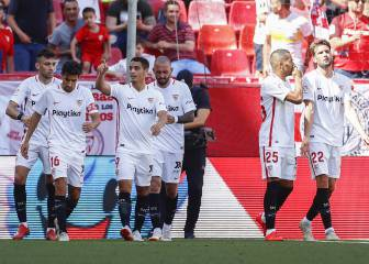 El Sevilla deja sin Europa League al Athletic
