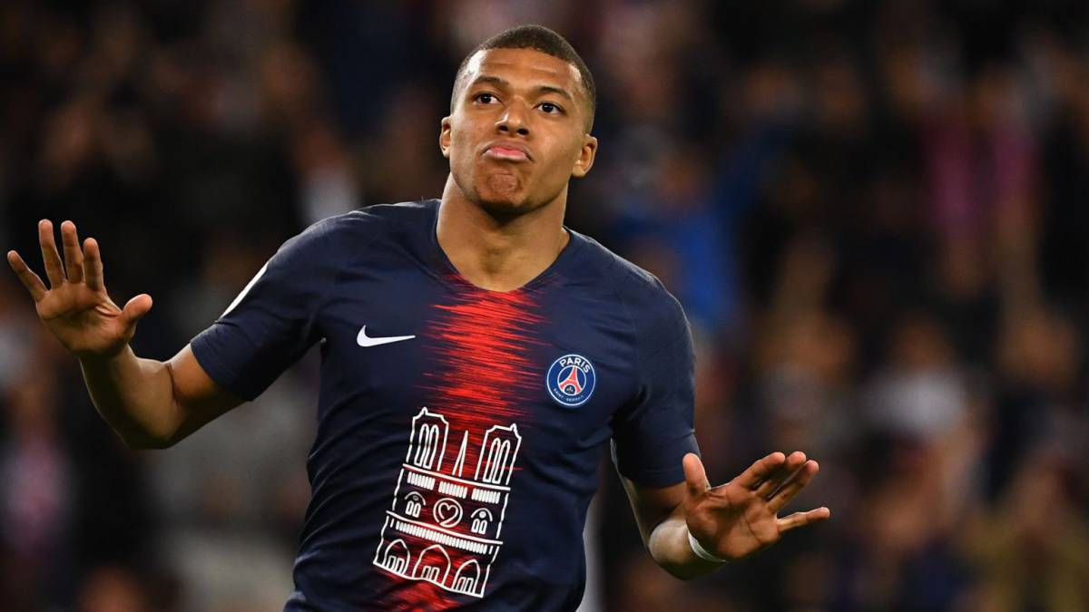 f2bfa7dfd Kylian Mbappé reignites Real Madrid links with PSG comment - AS.com