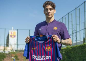 Barcelona confirm Ludovit Reis acquisition from Groningen