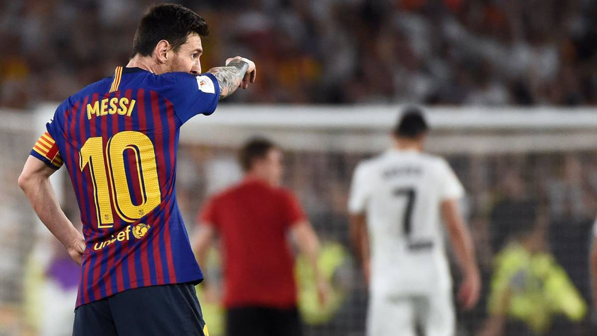 Leo Messi: 35 finales jugadas, 11 perdidas y 31 goles