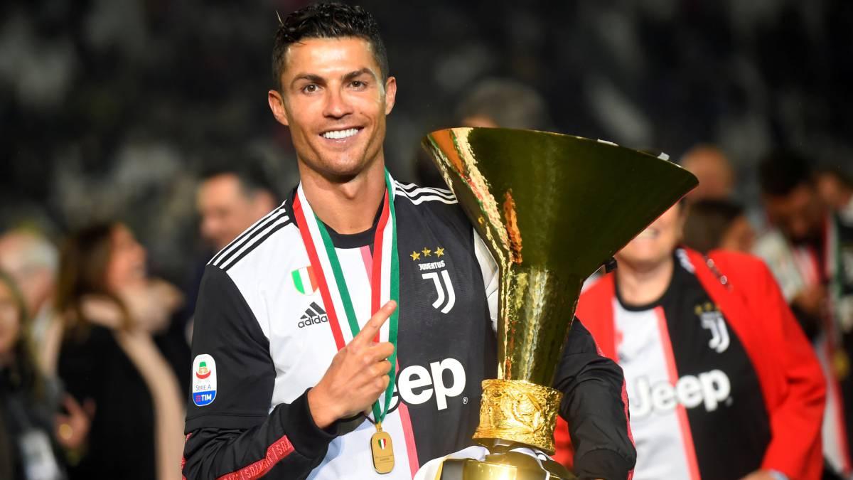 Cristiano lleva cuatro años sin acabar como máximo goleador