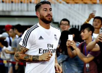 Sergio Ramos' proposed move to China full of pitfalls