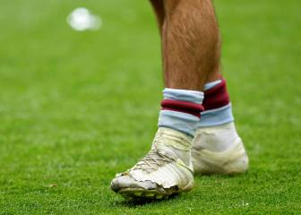 Grealish goes viral with lucky boots during Villa play-off final
