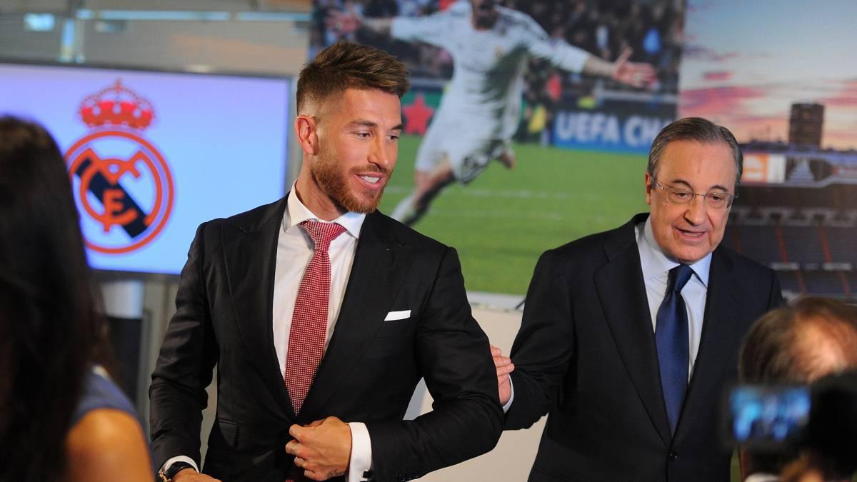 Jugones: Ramos asks Florentino to go free