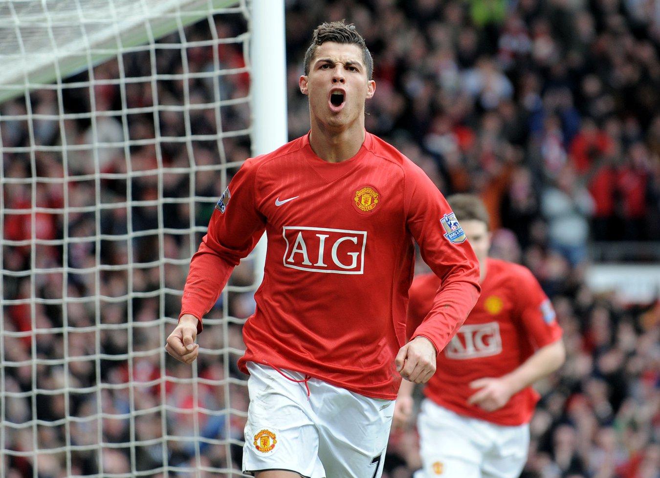 Goleadores en Europa. Cristiano Ronaldo
