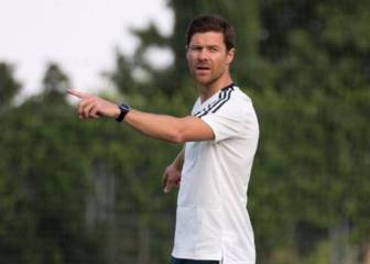 Xabi Alonso to quit Real Madrid and return to Real Sociedad