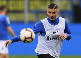 Conte lays out Inter conditions: Mauro Icardi must leave