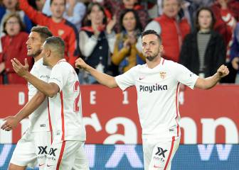 Sarabia stalling on new Sevilla deal amid Real Madrid interest