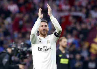 Sergio Ramos is staying at Real Madrid - 'Jugones'