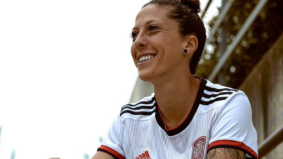 """Jenni Hermoso: """"España es la selección que mejor juega"""""""