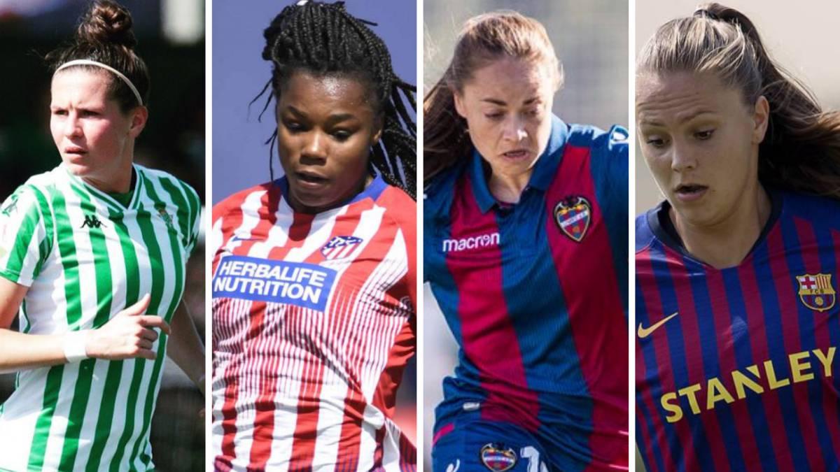 El Mundial tendrá más de 50 jugadoras de clubes españoles