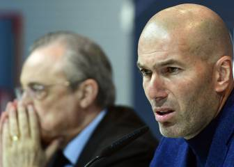 365 days since Zidane sparked chaos at Real Madrid