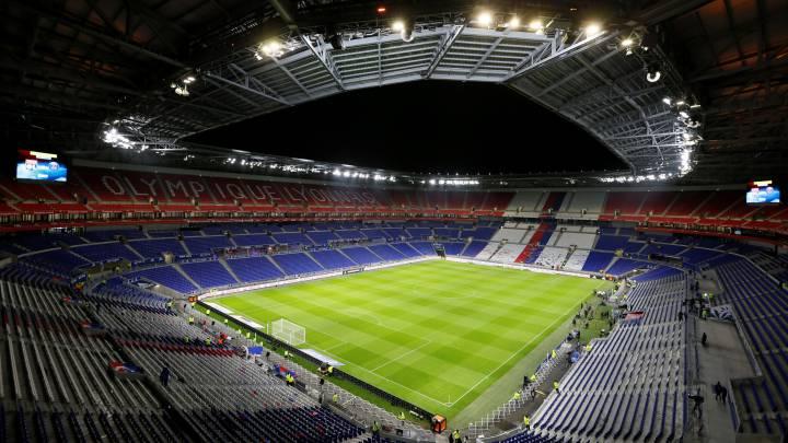 Futbol Femenino El 1x1 De Los Estadios Para El Mundial De Francia
