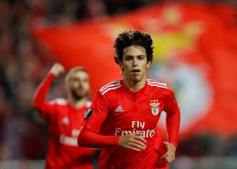 Benfica reject Real Madrid bid for Joao Félix