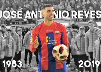 Extremadura to retire No. 19 shirt as a tribute to Reyes
