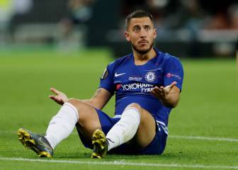 Hazard: Chelsea reject first two Real Madrid offers - HLN
