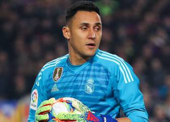 Clubs queuing up for Keylor