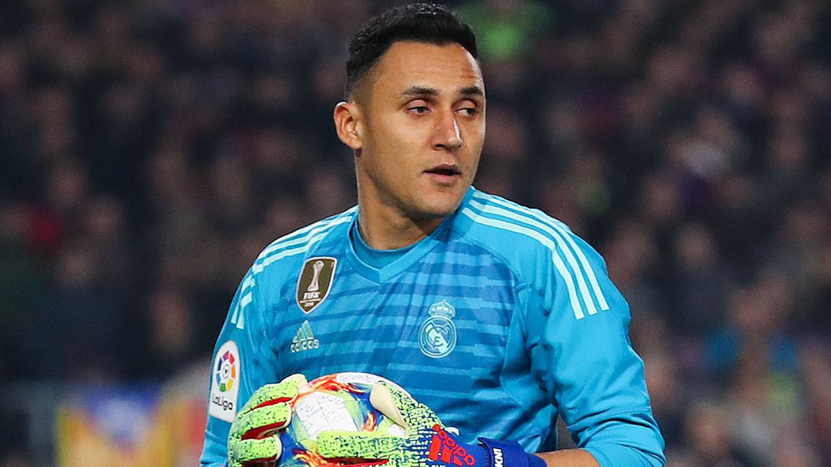 e8c1bcd2f17 Real Madrid's Keylor Navas has whole host of summer suitors - AS.com