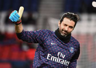 Buffon could return to Parma after 18 years
