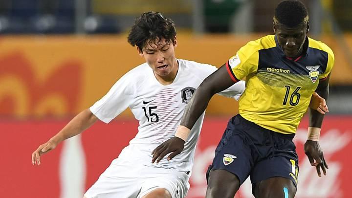 19b860bd Ecuador 0-1 Corea del Sur: resumen, goles y resultado - AS.com