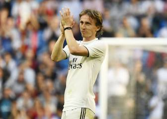 Modric still has the strength to continue in 'new' Real Madrid