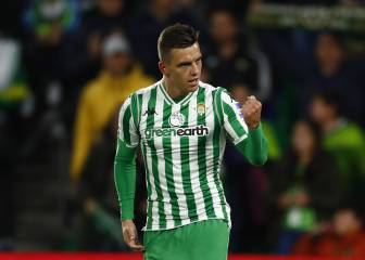 Atlético have put in an offer for Spurs target Giovani Lo Celso