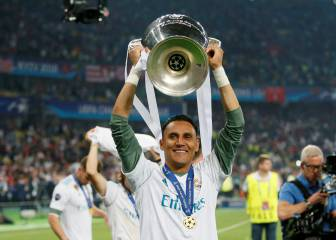 No offers for Keylor Navas
