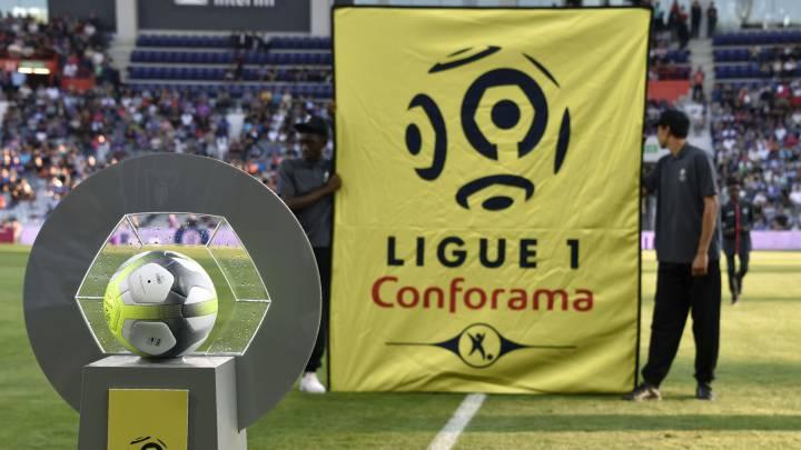 Calendario Ligue 1.Calendario De La Ligue 1 Clasico Choc Des Olympiques Y
