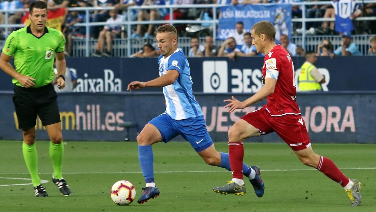 Málaga-Deportivo, en directo: ascenso a Primera