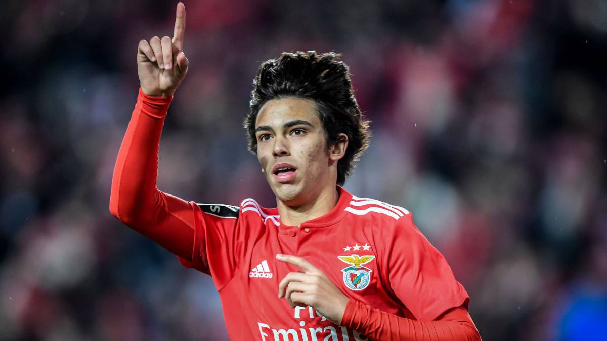 Joao Félix, in Madrid to sign for Atlético, according to Récord