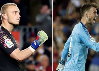 Barcelona and Valencia in talks over Cillessen-Neto swap deal