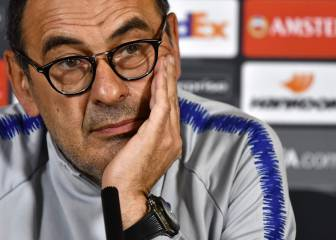 Sarri has identified his two priority Juventus signings
