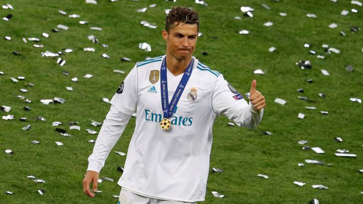 LaLiga se olvida de Cristiano al recordar a sus 'leyendas'
