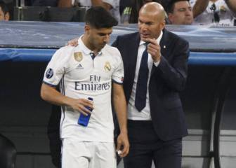 Zidane's mission to reboot Asensio