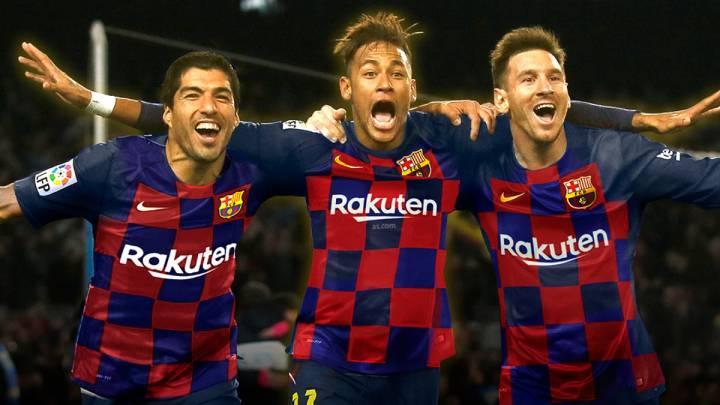 ¿Qué jugadores podrían entrar en la 'Operación Neymar'?
