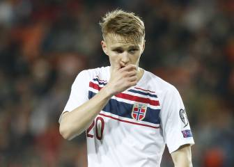 Ajax rule out Odegaard but Bundesliga remains possible