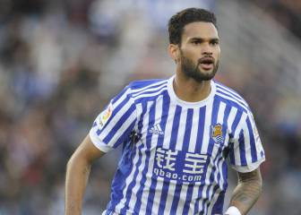 Willian José pidió revisar su contrato al final de temporada
