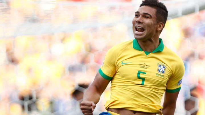 Resultado de imagen de Casemiro brasil