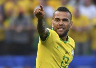 Alves angles for Barça return